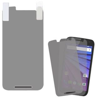 Insten Tempered Glass LCD Phone Screen Protector Film Cover For Motorola Moto G 3rd Gen (Single/ Pack of 2)