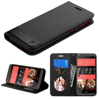 Insten Leather Phone Case Cover with Stand/ Wallet Flap Pouch For HTC Desire 626/ 626s