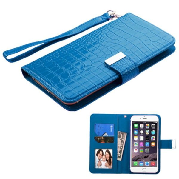 Insten Leather Phone Case Cover For Apple iPhone 6 Plus/ LG G Pro 2/ G Pro 2 Lite/ G2/ G3/ Samsung Galaxy Note