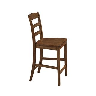 Home Styles Monarch Oak Counter Stool