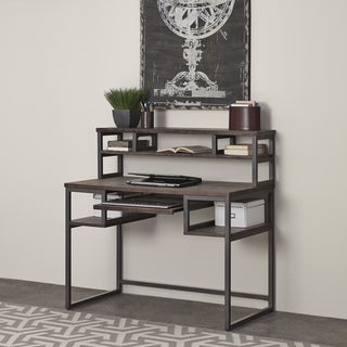 Home Styles Barnside Metro Student Desk and Hutch