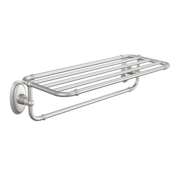 Moen Kingsley Brushed Nickel Towel Rack