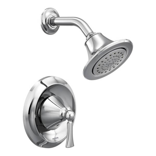 Moen Wynford Chrome Shower Faucet