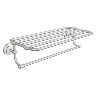 Moen Iso Brushed Nickel Bathroom Shelf