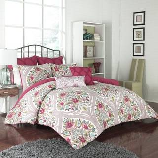 Vue Monterey Reversible Cotton 6-piece Comforter Set