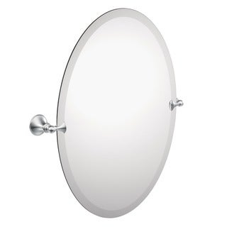 Moen Glenshire Chrome Decorative Mirror