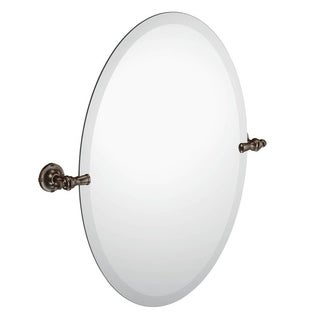 Moen Gilcrest Oil Rubbed Bronze Decorative Mirror