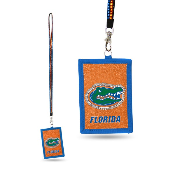 NCAA Florida Gators Lanyard Wallet 16337490