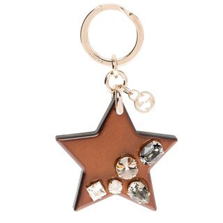 Gucci Star with Crystals Keychain