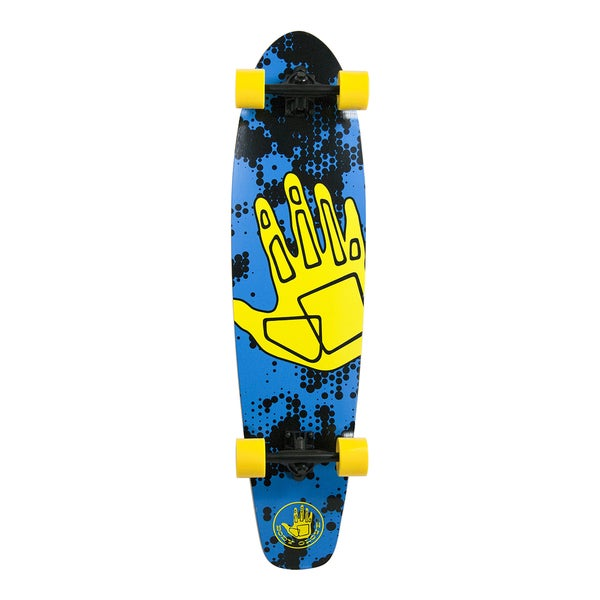 Body Glove 40-inch Flyer Kick Tail Longboard Skateboard