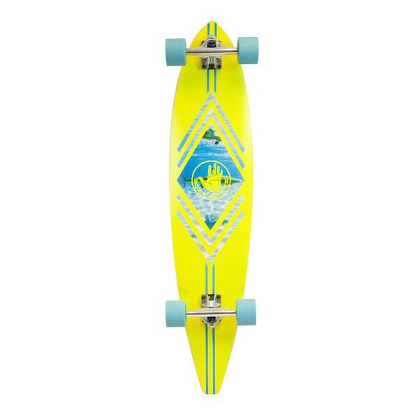 Body Glove 40-inch Predator Longboard Skateboard