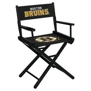 Official Licensed NHL Hockey Table Height Director's Chair