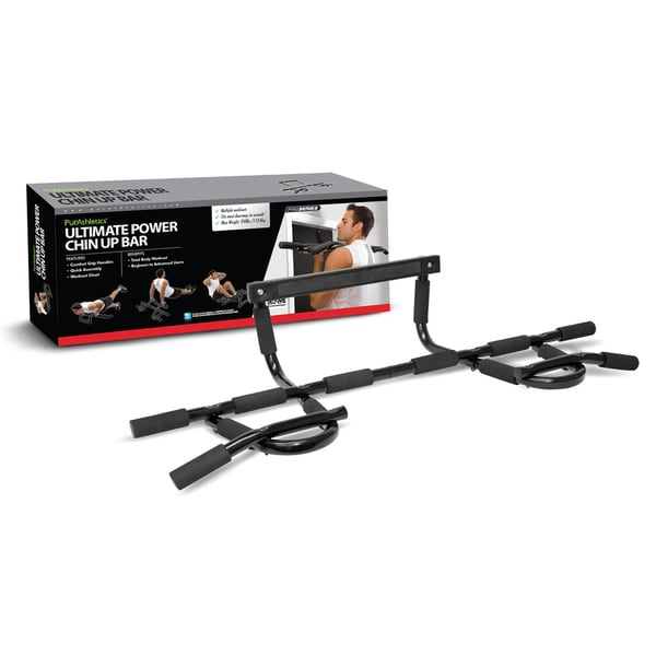 PurAthletics Deluxe ChinUp Bar