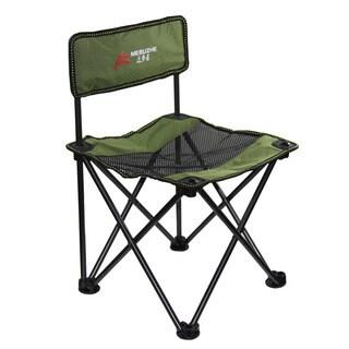 Kid's Mini Green Folding Chair