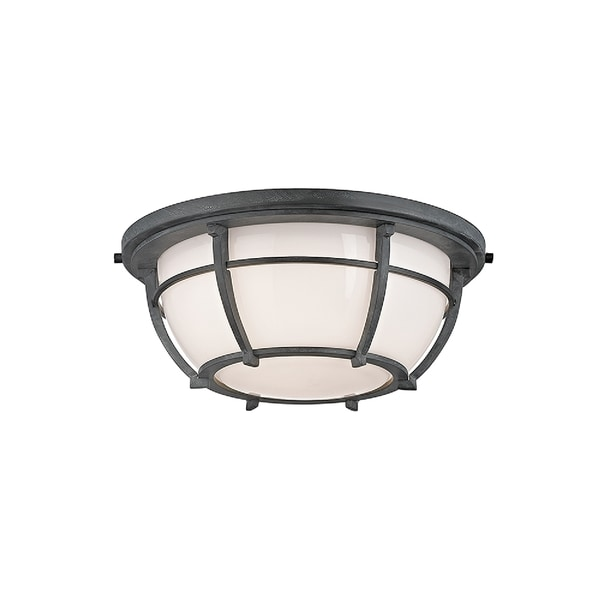 Hudson Valley Conrad 2-light Flush Mount