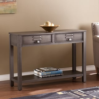 Upton Home Rayner Metal Sofa/ Console Table