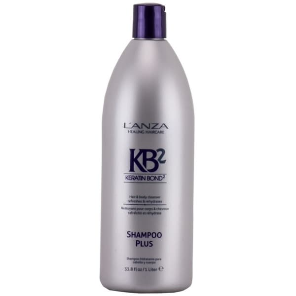 Lanza 33.8-ounce KB2 Shampoo Plus