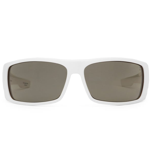 Spy Optic Men's Konvoy Matte White Sunglasses