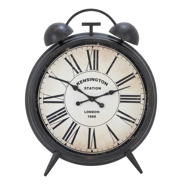 Antique London Alarm Clock (small)