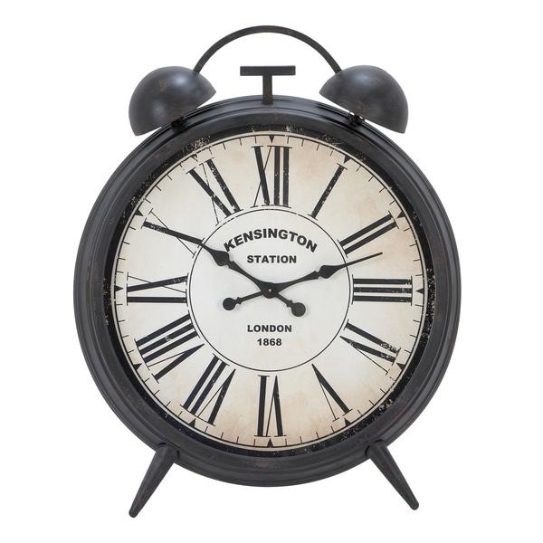 Antique London Alarm Clock (small)