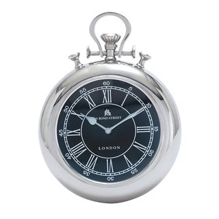 London Stopwatch Wall Clock