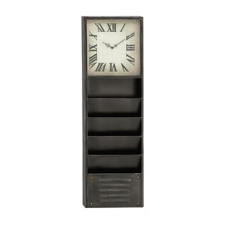 Storage Wall Clock