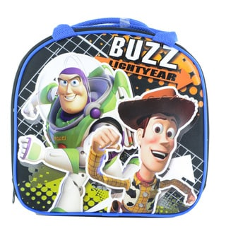 Toy Story Insulated Lunch Bag with Adjustable Shoulder Strap and Water Bottle