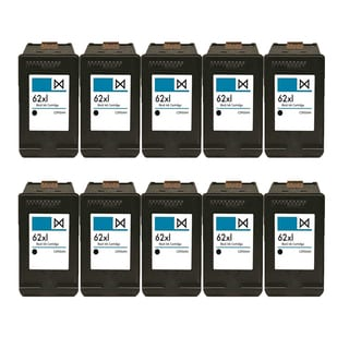 10PK C2P05AN (HP 62XL) Compatible Ink Cartridge For HP DeskJet 1000 - J110a (Pack of 10)