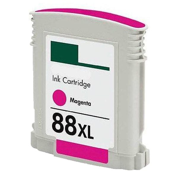 1PK C9392AN/C9387AN No. 88 Magenta Compatible Ink Cartridge For HP Officejet K550 ( Pack of 1 )