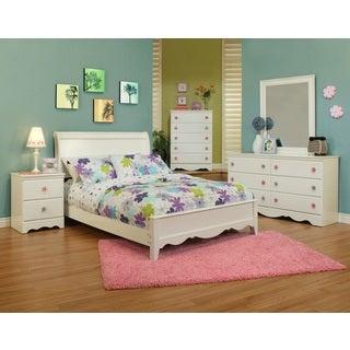 Sandberg Furniture Dulce Full 4-piece Bedroom Set
