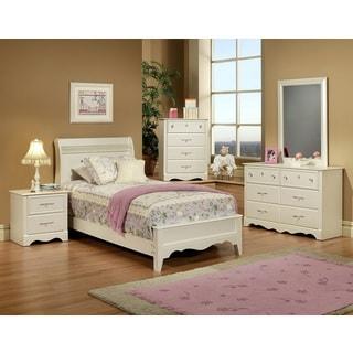 Sandberg Furniture Kid's Enchanted Full Bedroom Set
