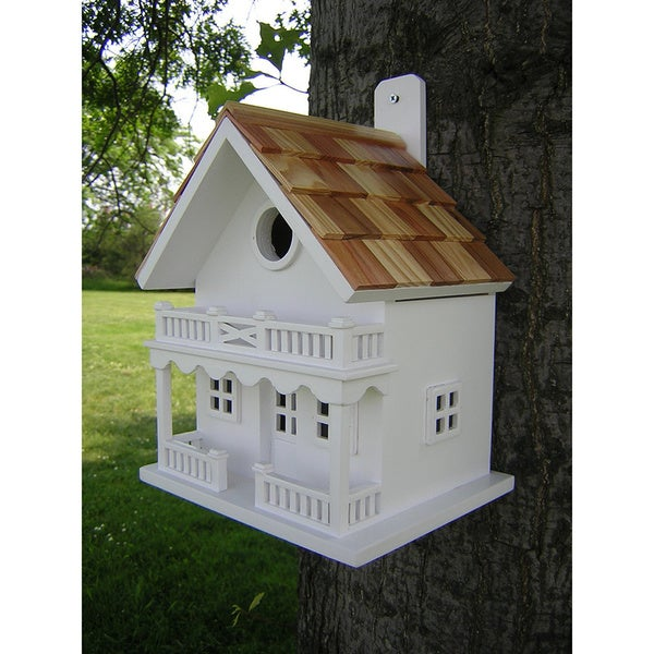 Chalet Finch Birdhouse