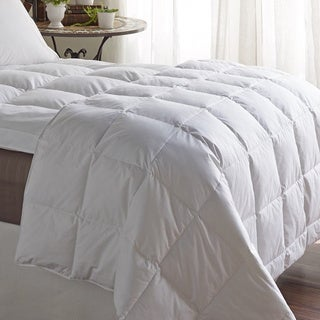 White Cotton Down Blend Comforter