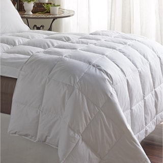 Percale Cotton Down Alternative Comforter