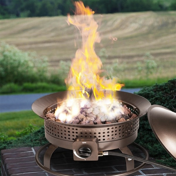 Bravo Outdoor Firepit