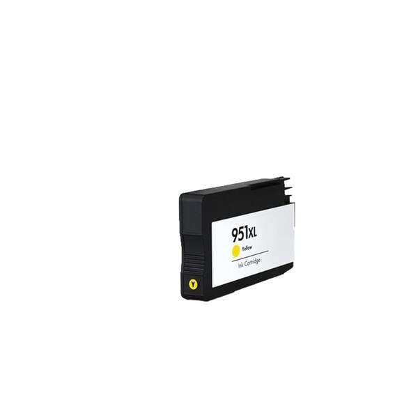 1PK 950 XL Y CN048AN Compatible Ink Cartridge For HP OfficeJet Pro 8100 ( Pack of 1 )