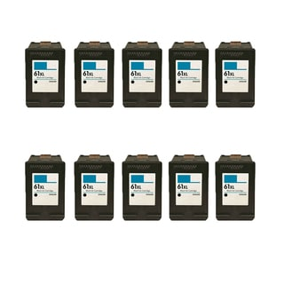 10PK CH563WN (HP 61XL) Compatible Ink Cartridge For HP DeskJet 1000 - J110a (Pack of 10)