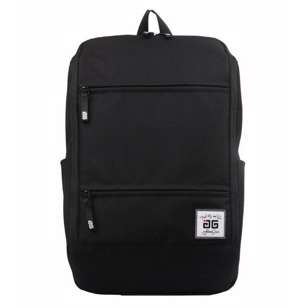 AfterGen Black Travelers 15-inch Laptop Backpack
