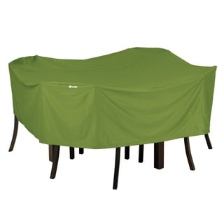 Classic Accessories Sodo Square Herb Patio Table and Chair Set Cover