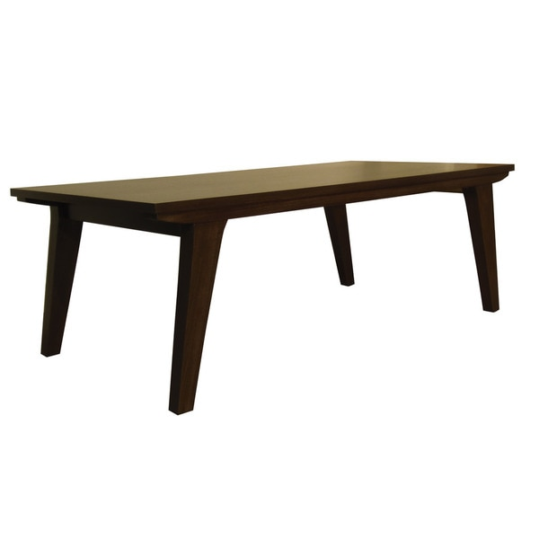 Rectangular Walnut Coffee Table