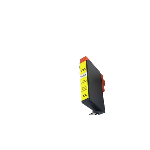 1PK 935XL Y ( C2P26AN ) Compatible Ink Cartridge For HP OfficeJet 6812 ( Pack of 1 )