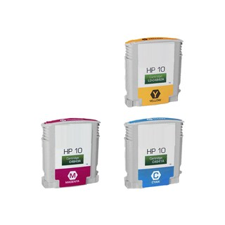 3PK C4841A C4842A C4843A C Y M Compatible Ink Cartridge For HP Designjet 1000 1100 ( Pack of 3 )