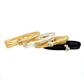 Via Veneto Italian Wrap Bracelet