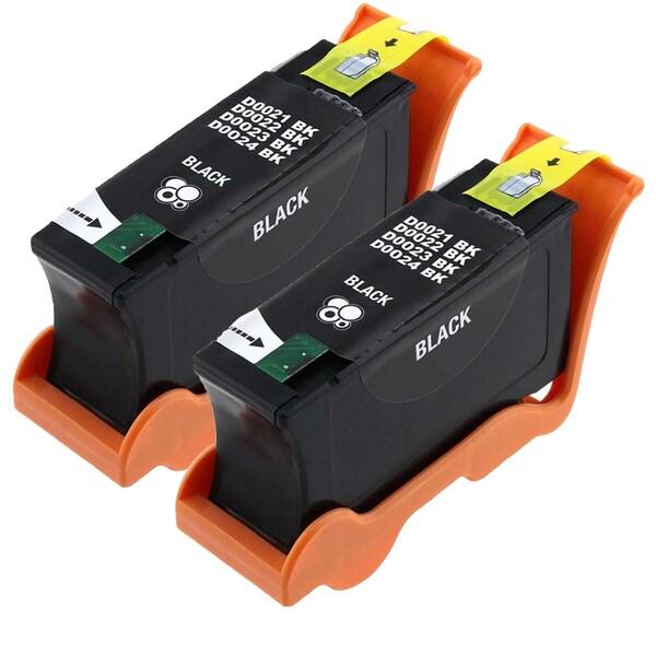 2PK T091N Black Compatible Ink Cartridge For Dell V313 V313W P513W ( Pack of 2 )
