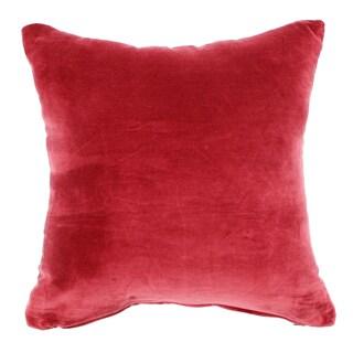 Velvet Wine Pillow