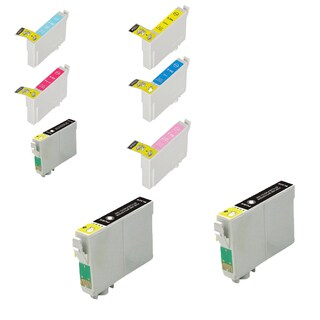 8PK 3x T0981 + T0992 T0993 T0994 T0995 T0996 Compatible Ink Cartridge For Epson 835 837 ( Pack of 8 )