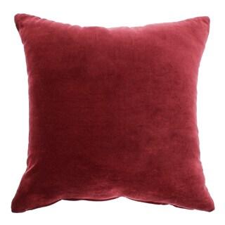 Velvet Plum Pillow
