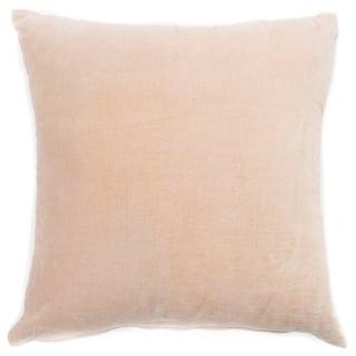 Velvet Cream Pillow