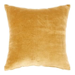 Velvet Gold Pillow