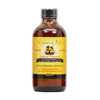 Sunny Isle 4-ounce Jamaican Black Castor Oil